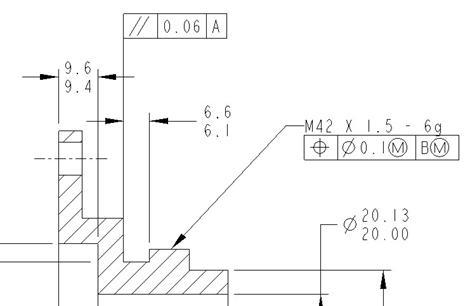 Drawing Mode Gtols Symbols 49 1